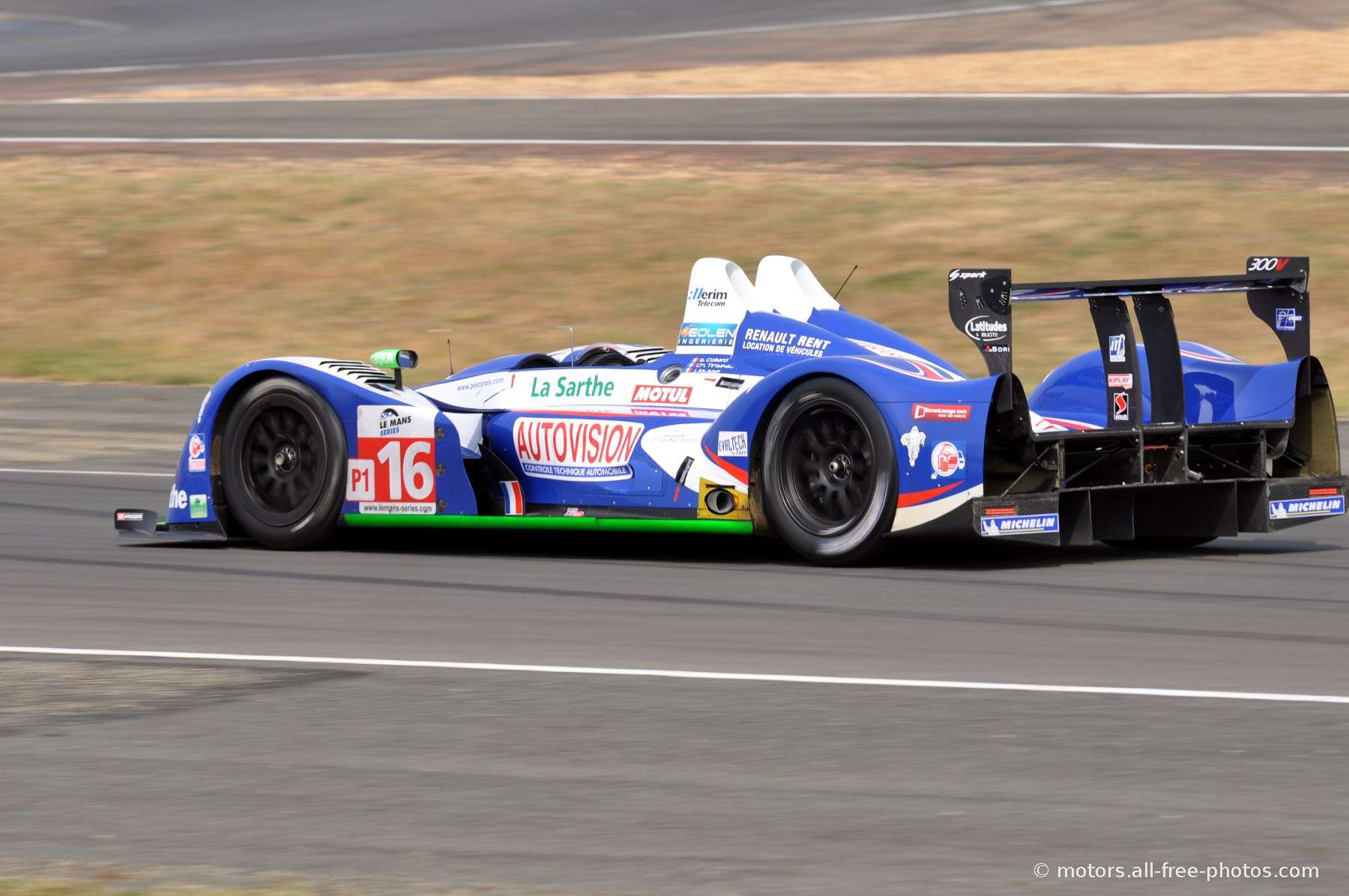Pescarolo sport photo - 4