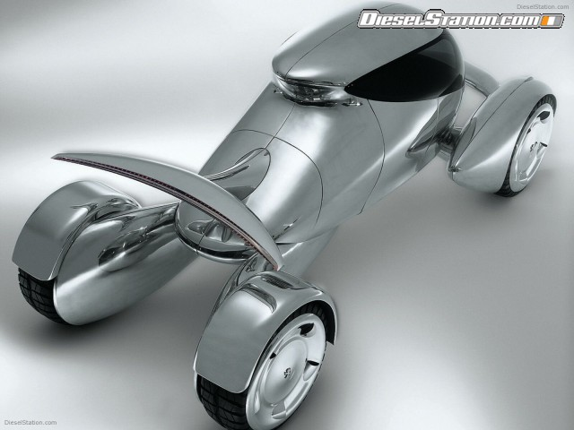Peugeot moonster photo - 2