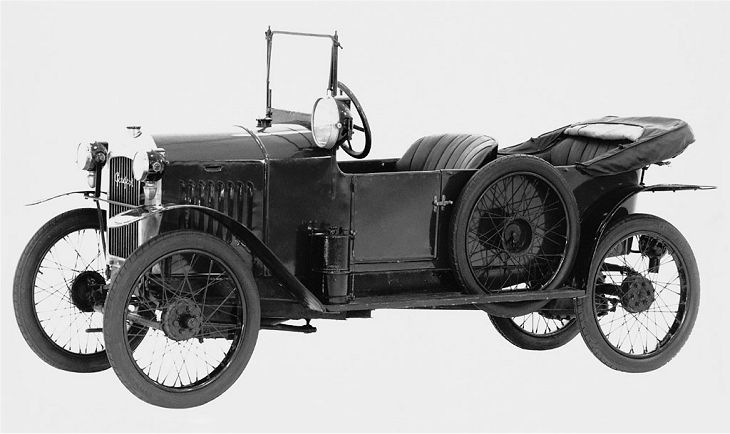 Peugeot quadrilette photo - 1