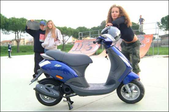 Piaggio 50 photo - 3