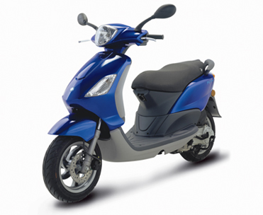 Piaggio fly photo - 1