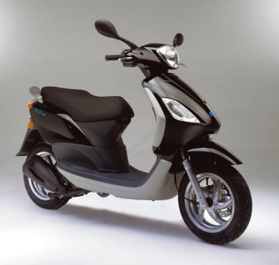 Piaggio fly photo - 2