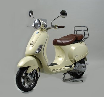 Piaggio lx photo - 2