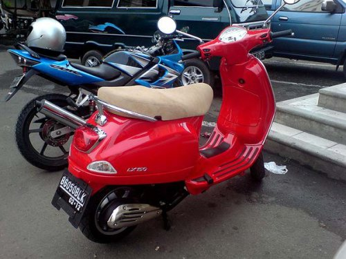 Piaggio lx photo - 3