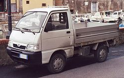 Piaggio porter photo - 1