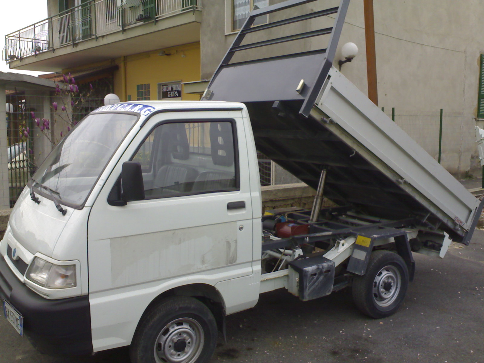Piaggio porter photo - 4