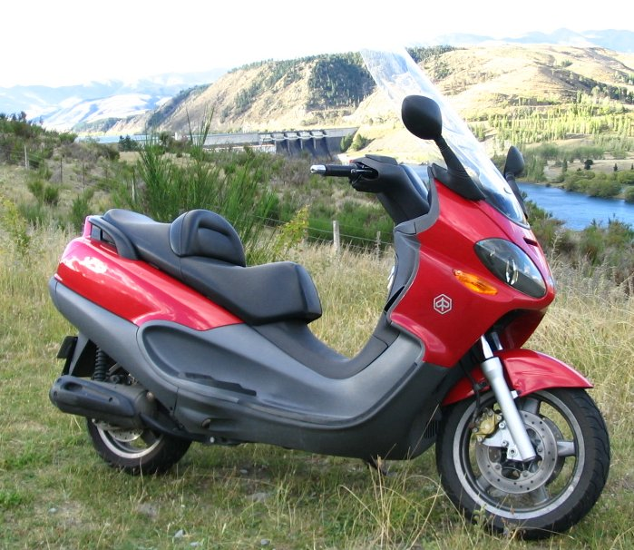 Piaggio x9 photo - 1