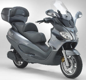 Piaggio x9 photo - 2