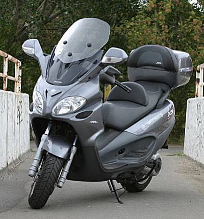 Piaggio x9 photo - 4
