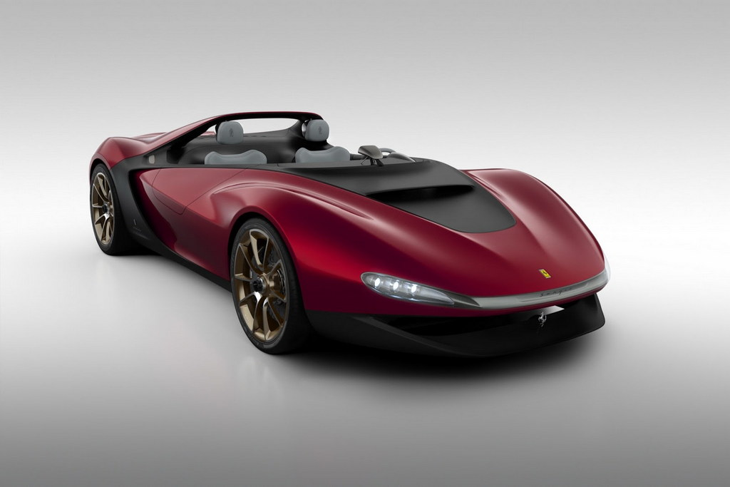 Pininfarina spider photo - 3