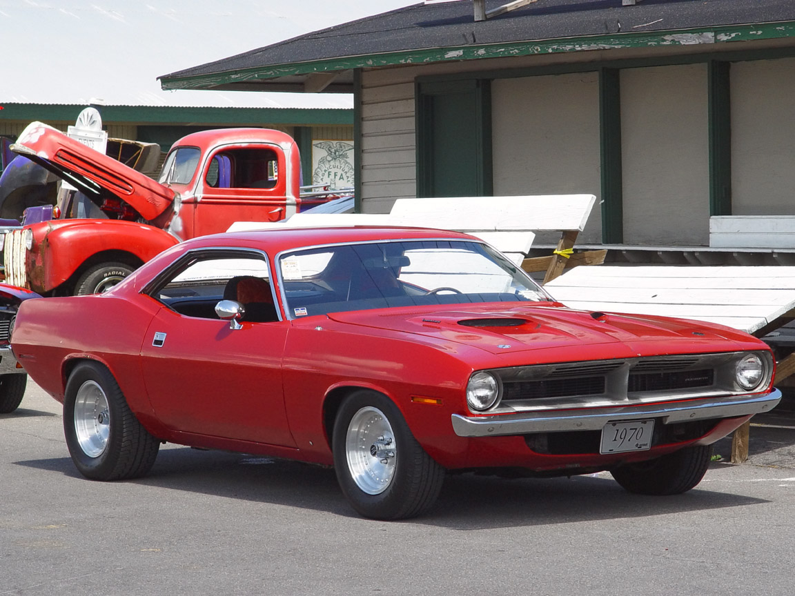 Plymouth barracuda photo - 1