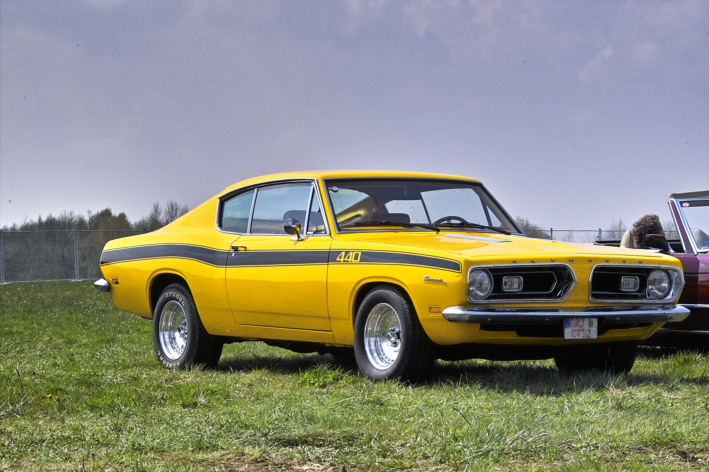 Plymouth barracuda photo - 4