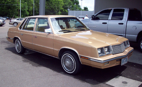 Plymouth caravelle photo - 2