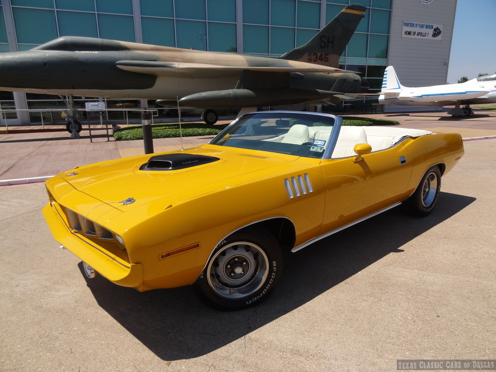 Plymouth cuda photo - 1