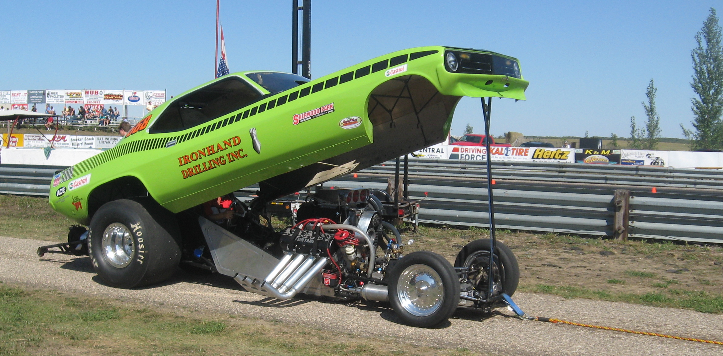 Plymouth cuda photo - 2