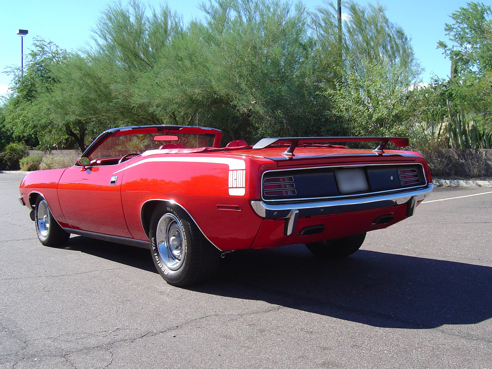 Plymouth cuda photo - 4