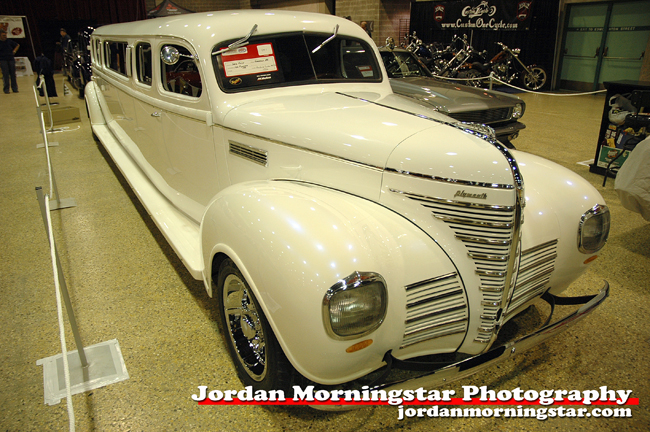 Plymouth limousine photo - 4