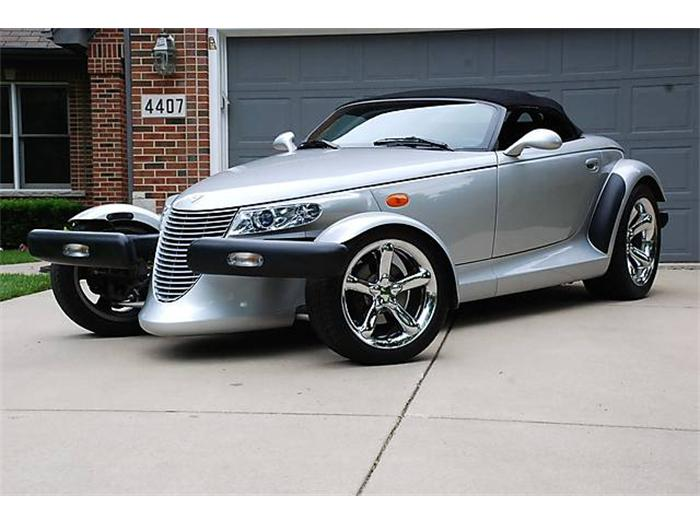 Plymouth prowler photo - 4