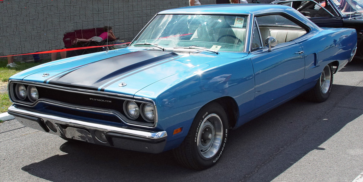 Plymouth roadrunner photo - 1