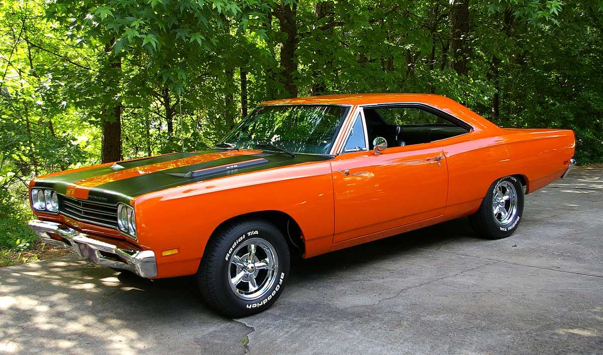 Plymouth roadrunner photo - 4