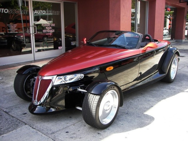 Plymouth roadster photo - 1
