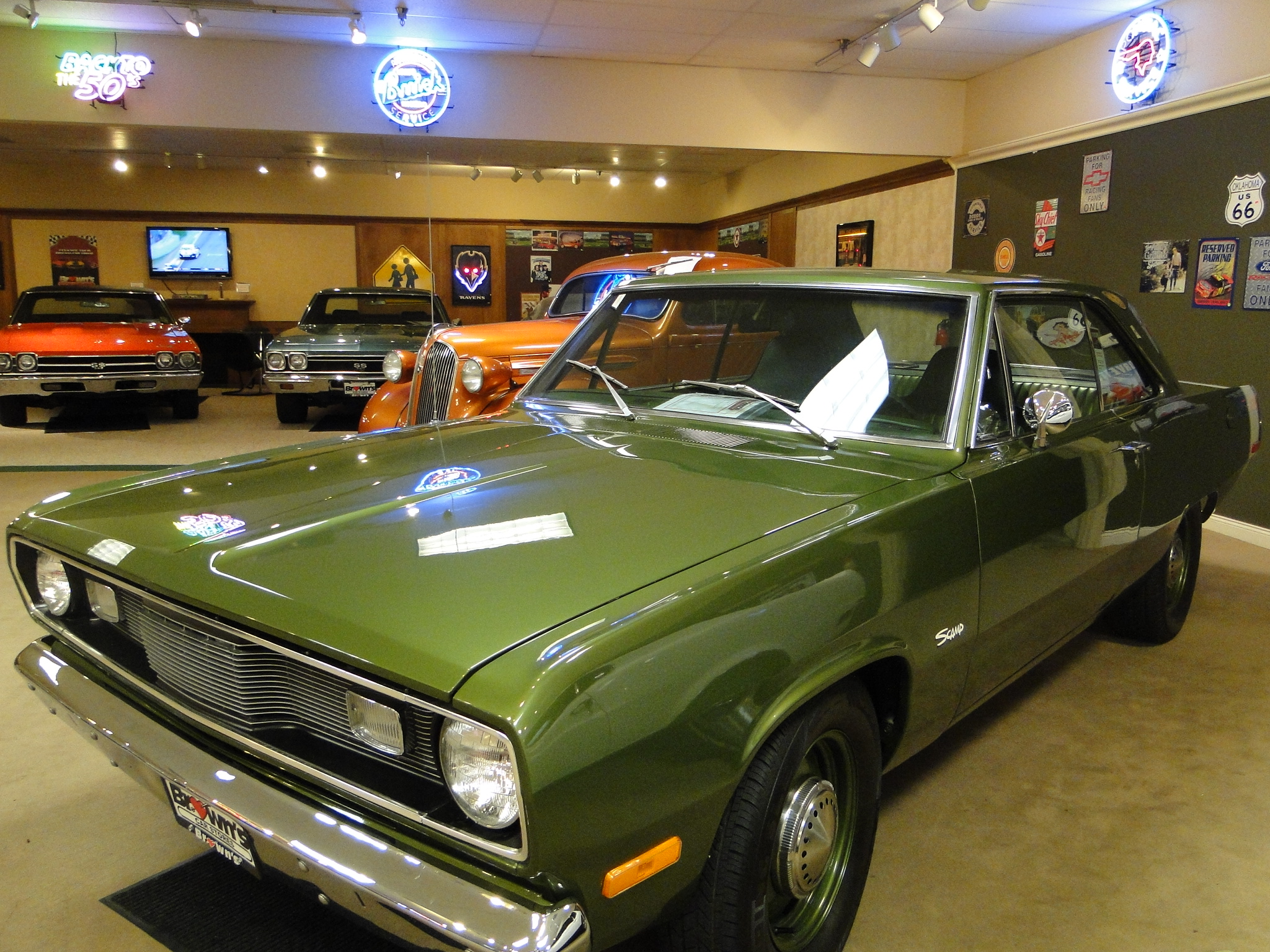 Plymouth scamp photo - 4