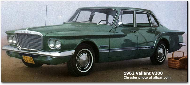 Plymouth valiant photo - 1