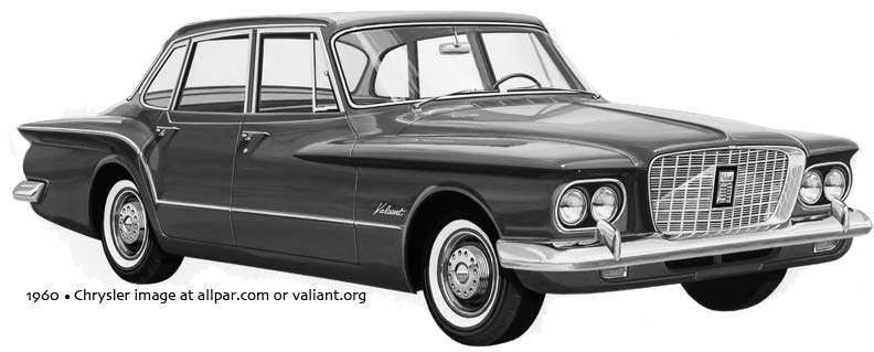 Plymouth valiant photo - 4