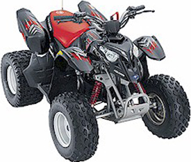 Polaris predator photo - 4