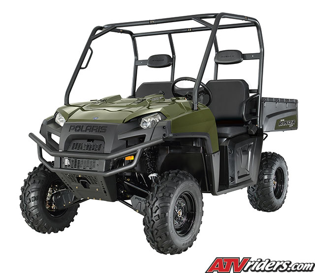 Polaris ranger photo - 3