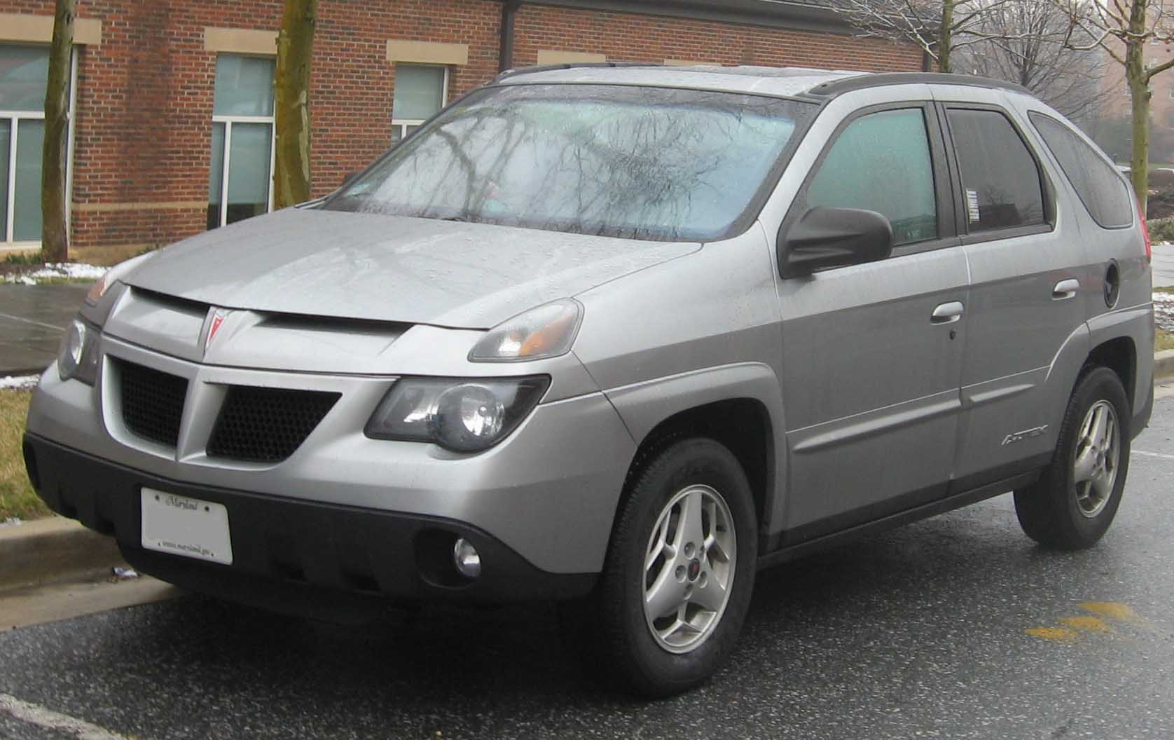Pontiac aztek photo - 1