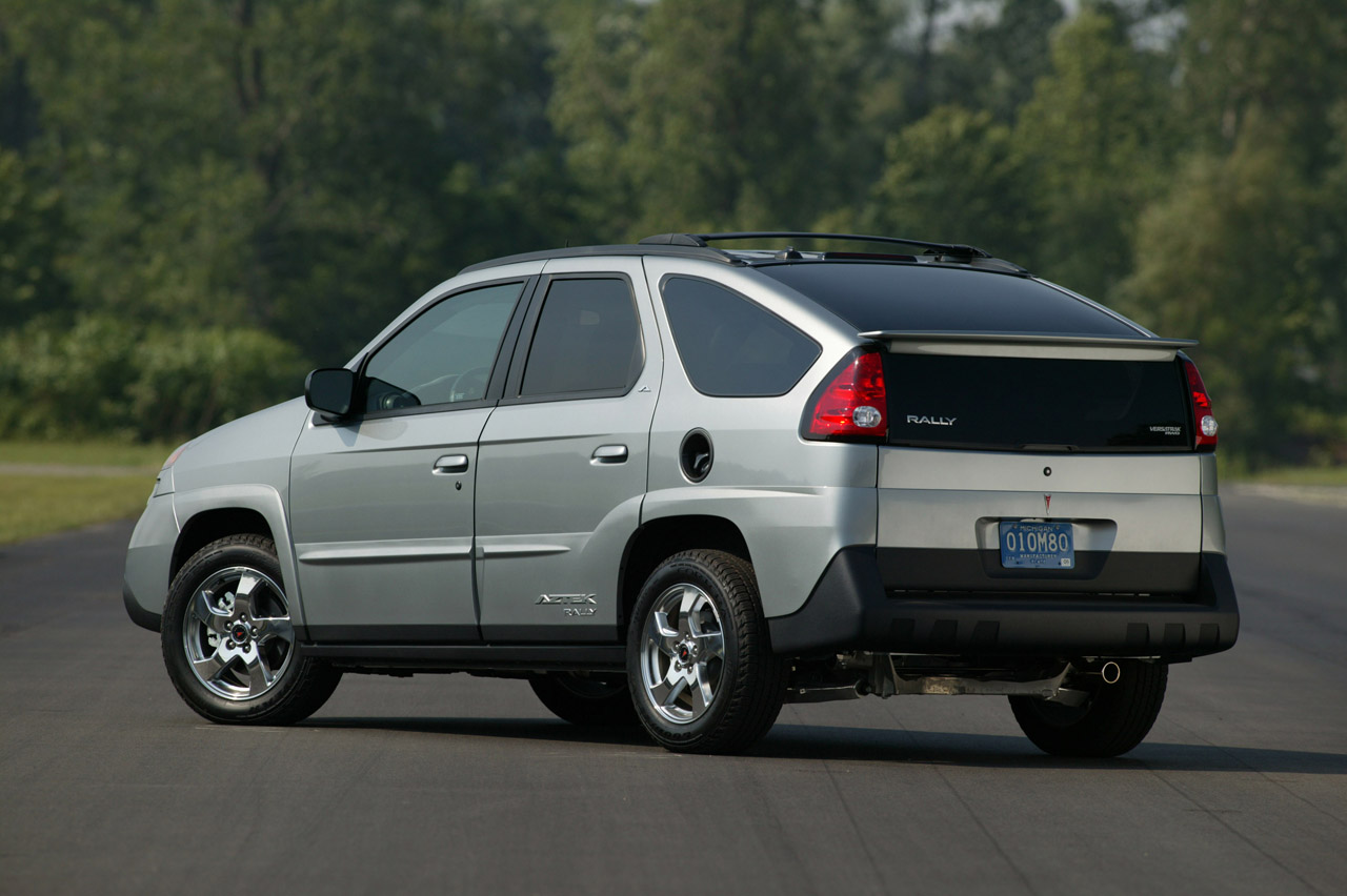 Pontiac aztek photo - 2