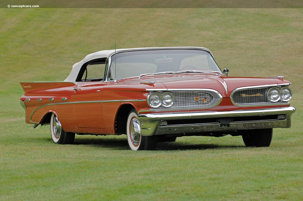 Pontiac bonneville photo - 1