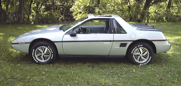 Pontiac fiero photo - 3