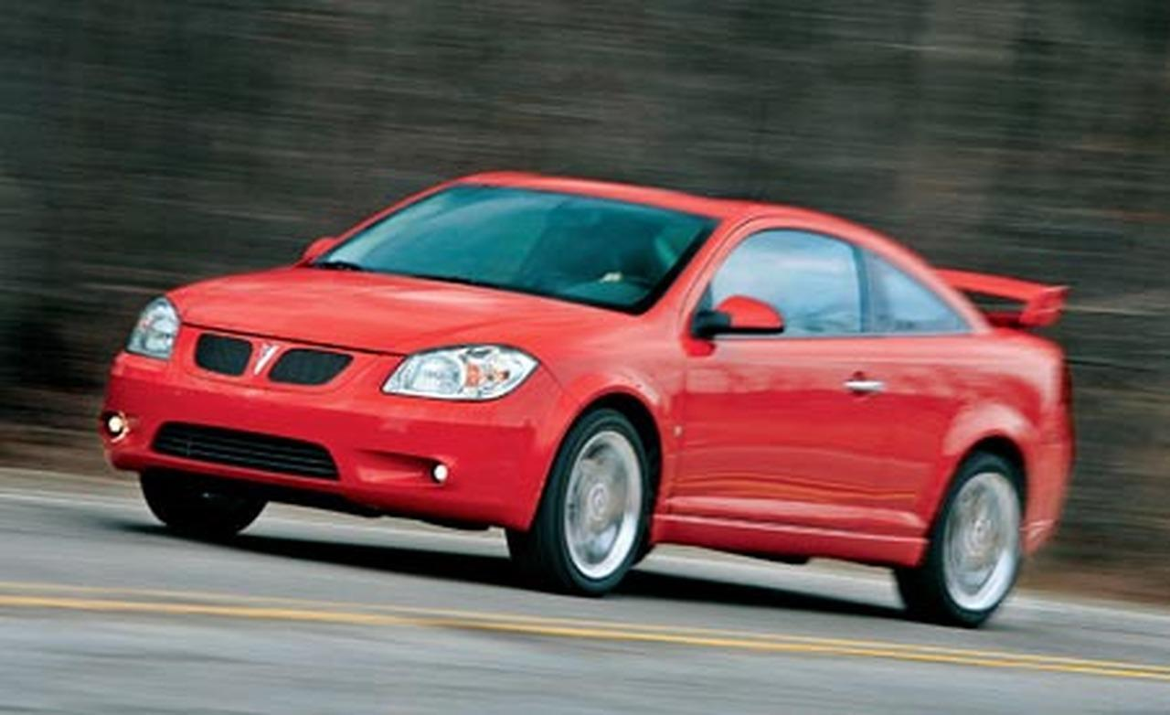 Pontiac g5 photo - 4