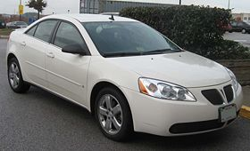 Pontiac g6 photo - 1