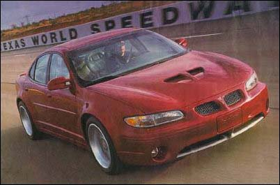 Pontiac gpx photo - 4