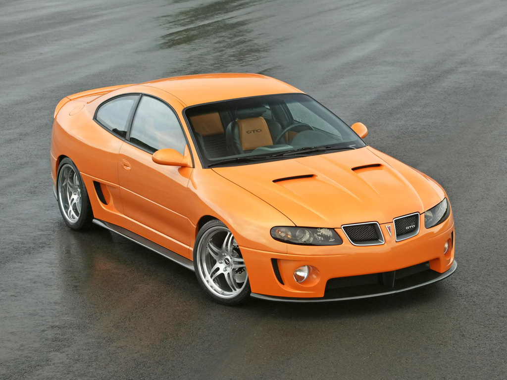 Pontiac gto photo - 2