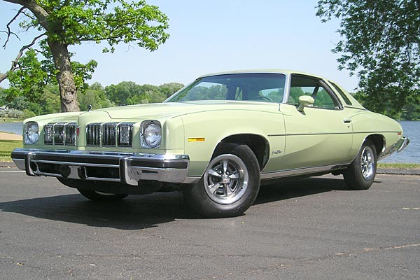 Pontiac lemans photo - 2