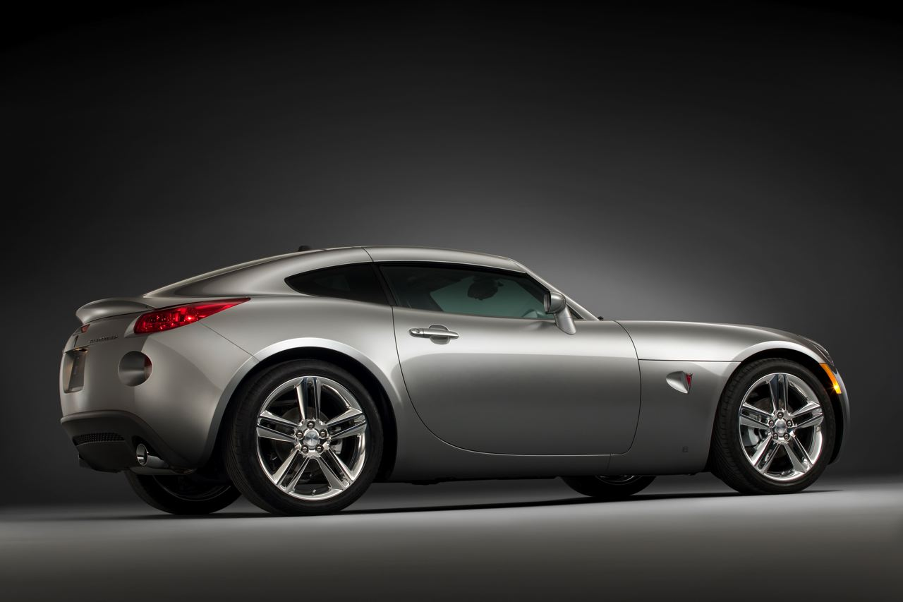 Pontiac solstice photo - 3