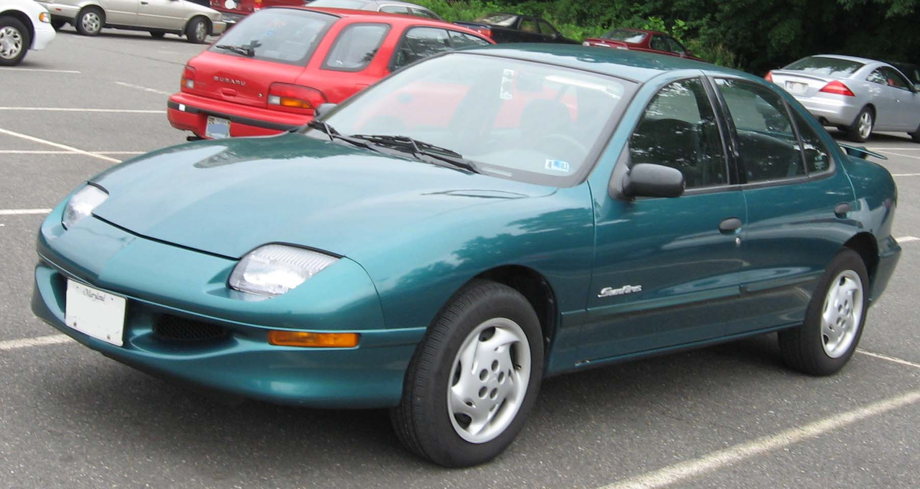 Pontiac sunfire photo - 1