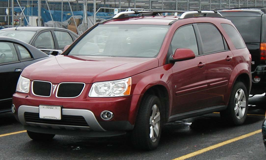 Pontiac torrent photo - 1