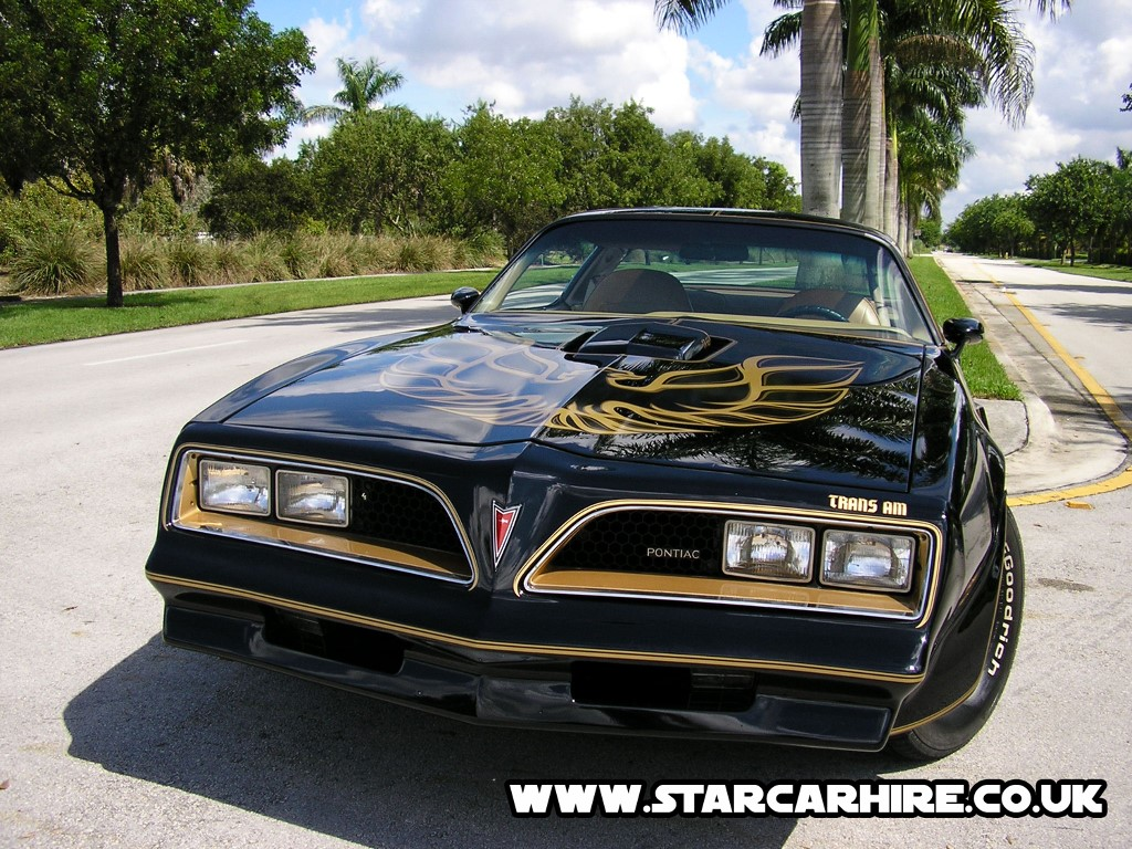 Pontiac trans photo - 4