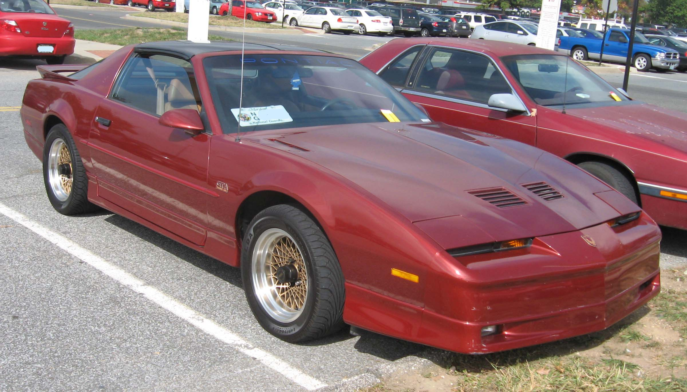 Pontiac transam photo - 4