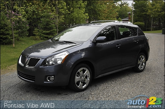 Pontiac vibe photo - 4