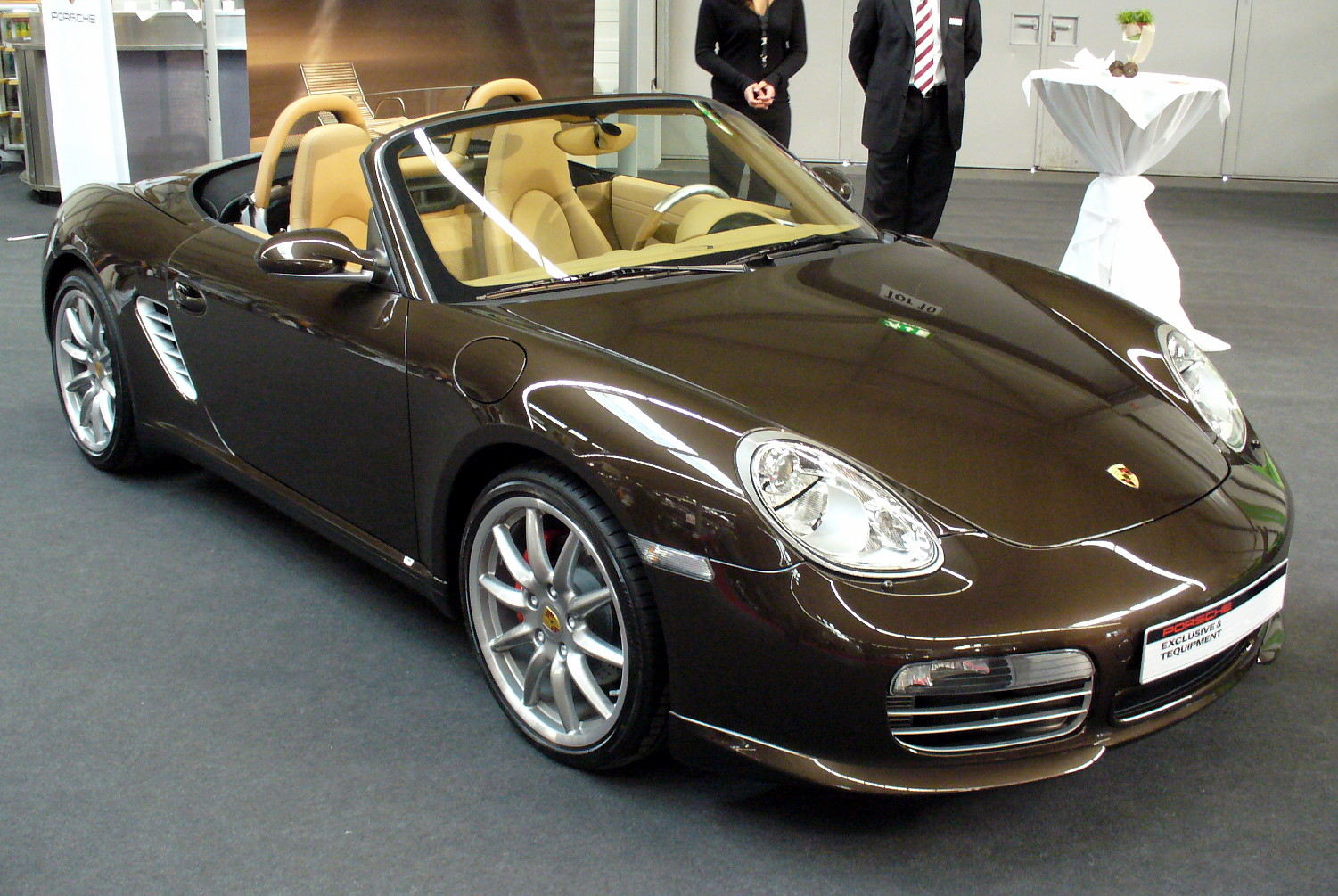 Porsche boxter photo - 2