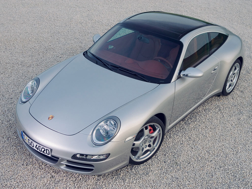 Porsche targa photo - 2