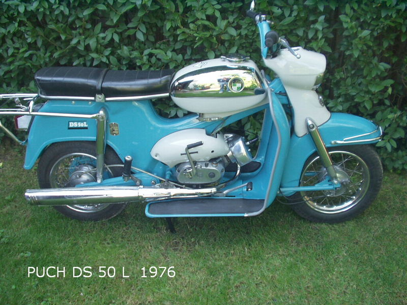Puch 50 photo - 2