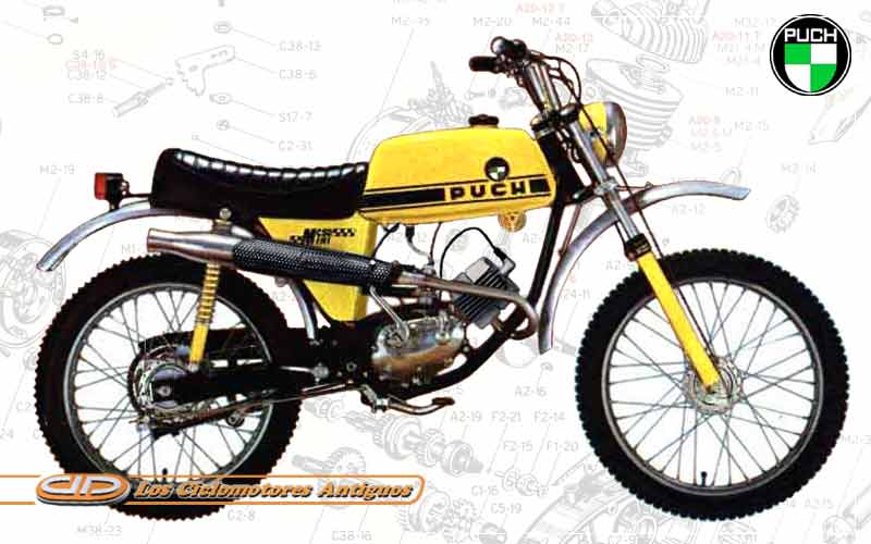 Puch 50 photo - 3