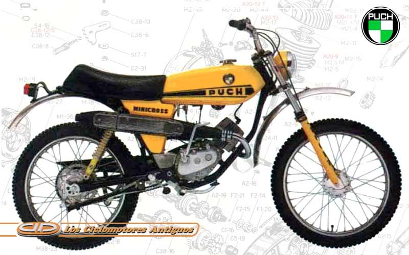 Puch minicross photo - 2